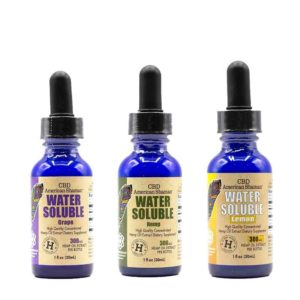 Water Soluble 300